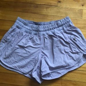 Lululemon tracker short size 8
